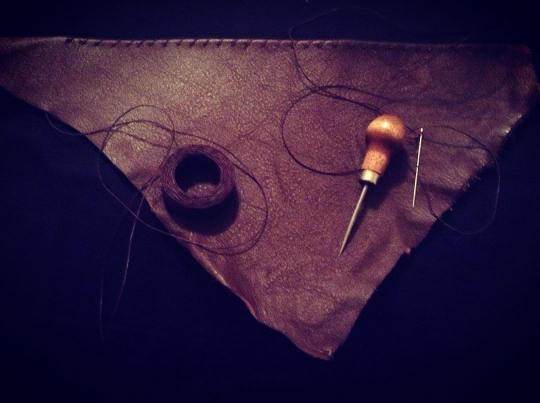 LeatherStitching